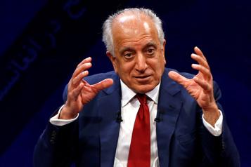 L'émissaire pour l'Afghanistan quitte ses fonctions