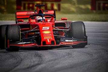 Formule 1 Le Grand Prix du Canada annulé)