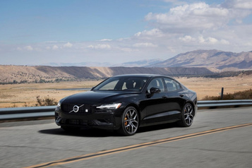 Essai routier Volvo S60 Polestar Engineered : l'hybride au service de la performance