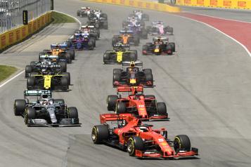 Formule 1 Objectif record de 23GrandsPrix en 2022