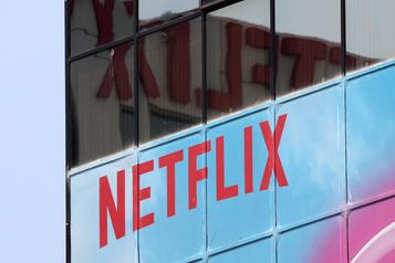 Netflix gagne 8,8millions d'abonnés au 4etrimestre
