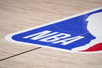 NBA Un total de 48joueurs ont été déclarés positifs à la COVID-19)
