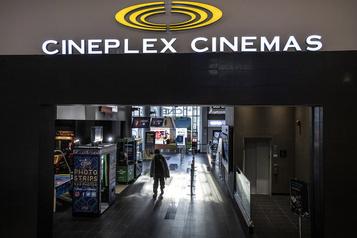 Cineplex commence à rouvrir ses cinémas)