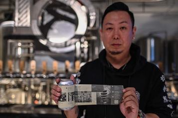 Wuhan raconte son épidémie dans une bière)