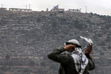 Un Palestinien tué par un soldat israélien en Cisjordanie occupée)