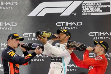 Lewis Hamilton a rencontré deux fois le président de Ferrari