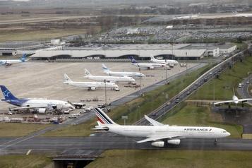 L'Iata prévoit une baisse de 60% du trafic aérien en Europe en 2020)