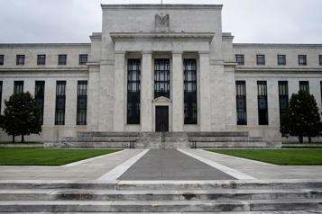 La Fed maintient ses taux Accélération de l'inflation et croissance plus forte en 2021 aux États-Unis)