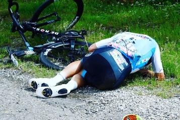 Mauvaise journée au bureau : quatre cyclistes d'élite vous en racontent une)