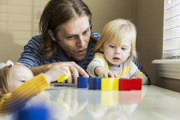 Soutenir l'engagement des pères auprès de leurs enfants)