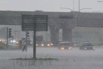 Trois-Rivières Le violent orage de mardi a fait de nombreux dégâts)