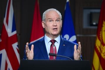 Avortement sexo-sélectif O'Toole s'oppose au projet de loi de l'une de ses députées)
