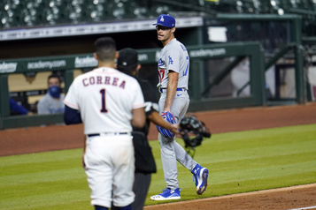 Inconduite face aux Astros: Joe Kelly suspendu pour huit matchs)
