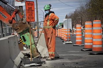 Décès sur les chantiers routiers Des syndicats demandent à Québec d'agir)