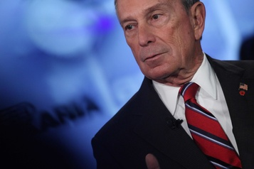 Fouilles arbitraires à New York: l'ex-maire Bloomberg s'excuse