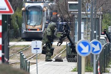 France Projet d'attentat déjoué en 2016: trois hommes condamnés à 24ans de prison)