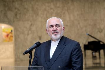 Iran: le rétablissement des sanctions, une «déclaration mensongère», dit Zarif)