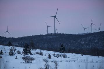 Parcs éoliens Québec veut renouveler les contrats à meilleur coût )