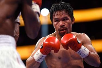 Boxe Manny Pacquiao annonce sa retraite