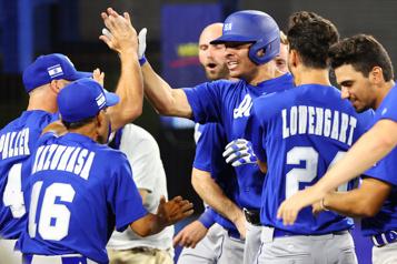 Baseball La République dominicaine élimine Israël)