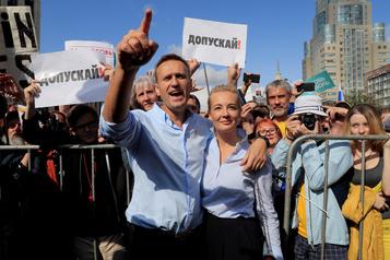 «Ingérence» étrangère : la Russie s'en prend à YouTube