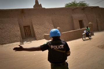 Mali Un chef djihadiste et 40assaillants tués en attaquant un camp de l'ONU)