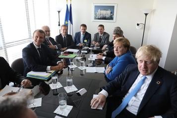 Attaques en Arabie: Macron, Merkel et Johnson accusent l'Iran