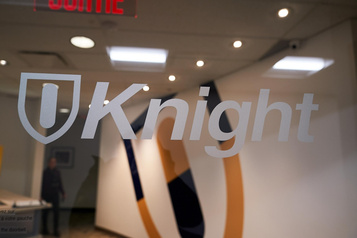 Knight applaudie pour son acquisition «transformative»