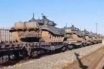 Ukraine L'armée russe répond aux actes «menaçants» de l'OTAN, dit Moscou)