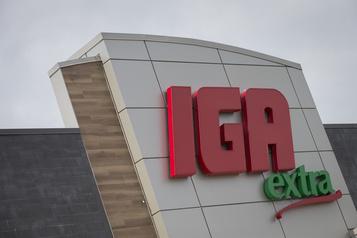 Véhicules électriques 100 bornes à recharge rapide près des IGA d'ici 2021)