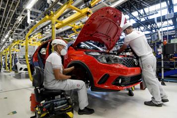 L'Italie devrait renouer avec une croissance de 3,5% en 2021 )