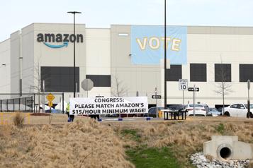 Entrepôt d'Amazon en Alabama Un nouveau vote envisagé pour la création d'un syndicat)