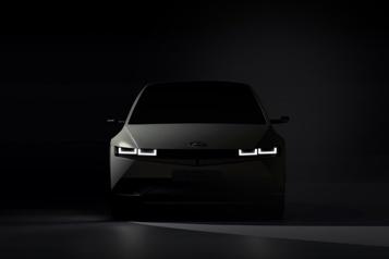 Hyundai Premier coup d'oeil sur l'Ioniq 5)