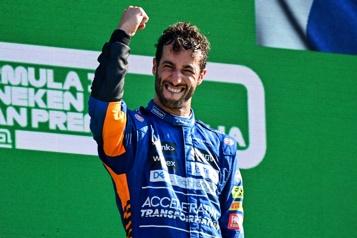 Grand Prix d'Italie Des abandons qui profitent à Daniel Ricciardo )