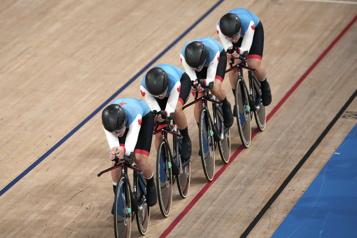 Cyclisme sur piste Le Canada échappe le bronze )