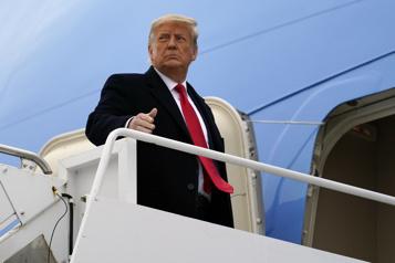 Discours d'adieu Trump vante son bilan : fermeté face à la Chine, pas de nouvelle guerre)