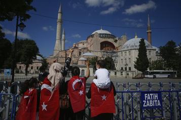 Sainte-Sophie: une «affaire intérieure» de la Turquie, pour Moscou)