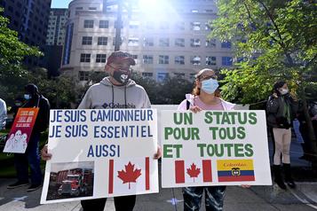 Régularisation du statut des «anges gardiens»  Québec n'élargira finalement pas son programme)