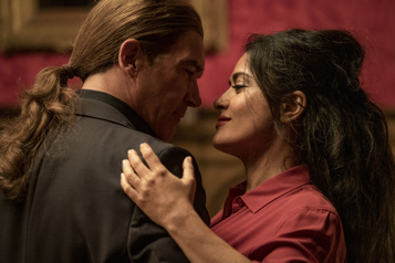 Hitman's Wife's Bodyguard en tête du box-office nord-américain)