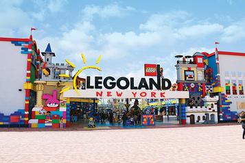 Le prochain Legoland ouvrira le 4juillet
