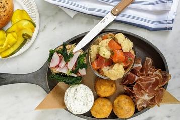 Bonnes adresses pour un menu à emporter Plateau, Mile-End et Outremont)