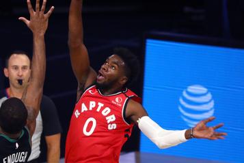 Dossier Terence Davis: les Raptors vont coopérer à l'enquête de la NBA)