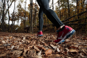La course est bonne pour la santé