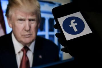 Même évincé de Facebook, Trump cimente son influence sur les républicains)