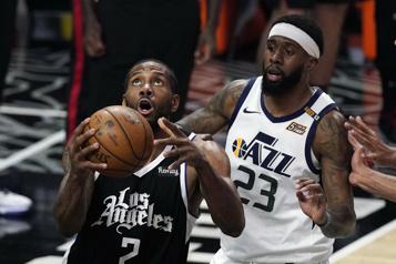 Deuxième tour des séries de la NBA Les Clippers réduisent l'avance du Jazz en remportant le troisième match)