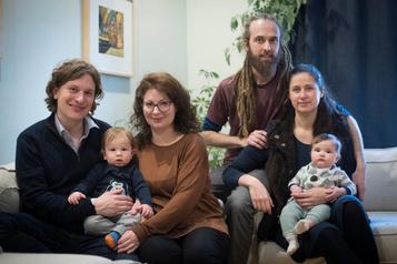 Des parentsinquiets se mobilisent pour le climat
