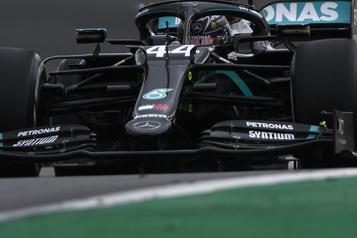 La F1 de retour à Imola  Mercedes pourrait être déclarée championne dès dimanche)