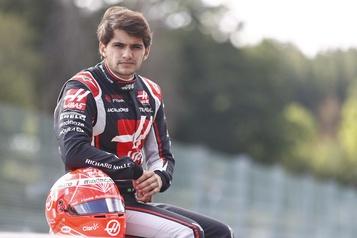 Formule 1 «Je suis prêt», dit Pietro Fittipaldi avant son premier GP)