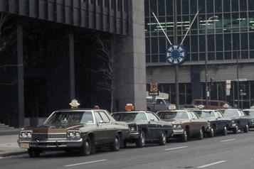 Il était une fois le taxi montréalais… )
