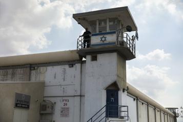 Quelque 1400détenus palestiniens vont entamer une grève de la faim)